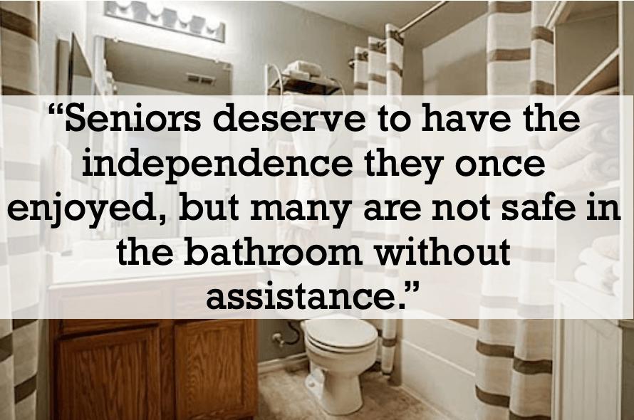 7 Bathroom Safety Tips for Seniors